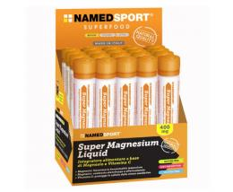 NAMED SPORT SUPER MAGNESIUM LIQUID 5 Fiale da 25ml