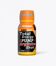 NAMED SPORT TOTAL ENERGY 2PUMP ARGININE SHOT MANGO PEACH 60ml
