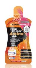 NAMED SPORT TOTAL ENERGY AMINO GEL 5 PACK ARANCIA