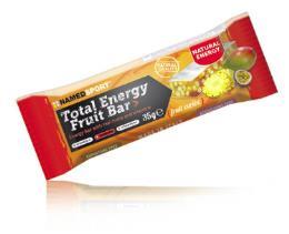 NAMED SPORT TOTAL ENERGY FRUIT BAR FRUIT CARIBE