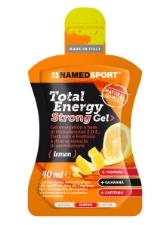 NAMED SPORT TOTAL ENERGY STRONG GEL 5 PACK LIMONE