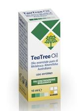 NAMED TEA TREE OIL OLIO ESSENZIALE PURO DI MELALEUCA 10ml