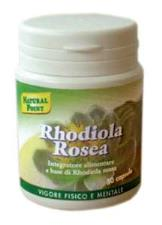 NATURAL POINT RHODIOLA ROSEA - 50 CAPSULE
