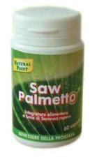 NATURAL POINT SAW PALMETTO INTEGRATORE ALIMENTARE - 60 CAPSULE