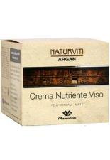 NATURVITI ARGAN CREMA NUTRIENTE VISO 40ml