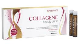 NATURVITI COLLAGENE BEAUTY DRINK 10 FLACONCINI