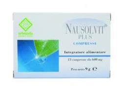 NAUSOLVIT PLUS INTEGRATORE ALIMENTARE - 15 COMPRESSE
