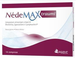 NEDEMAX TRAUMI 14 COMPRESSE
