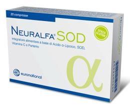NEURALFA SOD 20 COMPRESSE