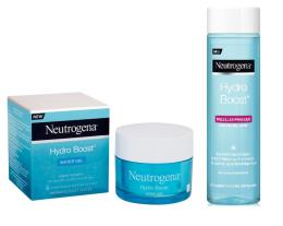 NEUTROGENA HYDRO BOOST ACQUA GEL 50ml IN OMAGGIO HYDRO BOOST ACQUA MICELLARE 200ml