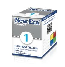 NEW ERA 1 NAMED CALCIUM FLUORATUM 240 GRANULI