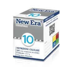 NEW ERA 10 NAMED NATRUM PHOSPHORICUM 240 GRANULI
