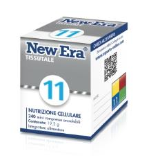 NEW ERA 11 NAMED NATRUM SULFURICUM 240 GRANULI