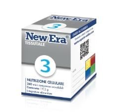 NEW ERA 3 NAMED CALCIUM SULFURICUM 240 GRANULI