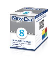 NEW ERA 8 NAMED MAGNESIUM PHOSPHORICUM 240 GRANULI