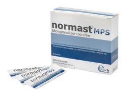 NORMAST MPS MICROGRANULI PER USO ORALE 20 BUSTINE