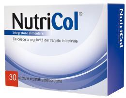NUTRICOL INTEGRATORE ALIMENTARE 30 CAPSULE