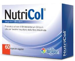NUTRICOL INTEGRATORE ALIMENTARE 60 CAPSULE