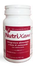 NUTRIXAM INTEGRATORE ALIMENTARE AMINOACIDI 200 COMPRESSE