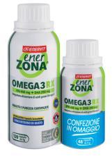 OMEGA 3 RX ENERZONA OFFERTA 120 + 48 CAPSULE