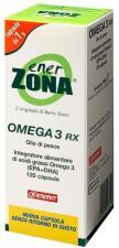 OMEGA 3 RX-ENERZONA 1 conf. da 120 capsule da 1 gr.
