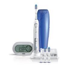 ORAL B SPAZZOLINO ELETTRICO TRIZONE 5500 CON SMART GUIDE WIRELESS