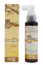 ORO COLLOIDALE PLUS SPRAY AESSERE 100ml