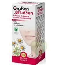 OROBEN AFTAGEN COLLUTORIO - 150 ML