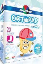 ORTOPAD COTTON BOYS MEDIUM 20 PEZZI