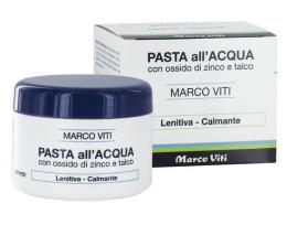 PASTA ALL'ACQUA MARCO VITI CON OSSIDO DI ZINCO E TALCO 200ml