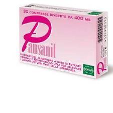 PAUSANIL 30 compresse da 400 mg