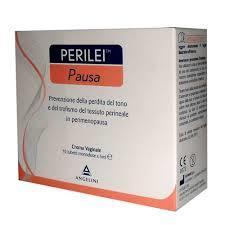 PERILEI PAUSA - CREMA VAGINALE - 10 TUBETTI MONODOSE DA 5 ML