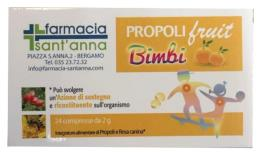 PROPOLI FRUIT BIMBI 24 Compresse