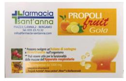 PROPOLI FRUIT GOLA 20 Compresse