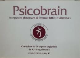 PSICOBRAIN integratore BROMATECH 30 CAPSULE
