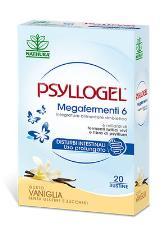 PSYLLOGEL MEGAFERMENTI 6 MILIARDI 20 BUSTINE GUSTO VANIGLIA