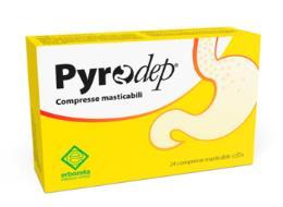 PYRODEP 24 COMPRESSE MASTICABILI