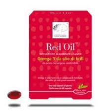 RED OIL INTEGRATORE ALIMENTARE DI OMEGA 3 - 60 CAPSULE - New Nordic
