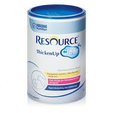 RESOURCE THICKEN UP CLEAR - 125 G