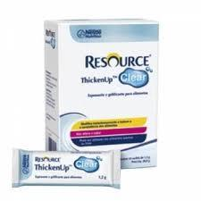 RESOURCE THICKEN UP CLEAR STICK - 24 x 1,2 G