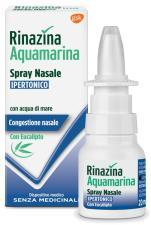 RINAZINA AQUA MARINA SPRAY NASALE IPERTONICO 20ml