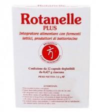 ROTANELLE PLUS integratore BROMATECH 12 capsule