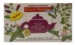 ROYAL REGIME TEA integratore alimentare 25 bustine