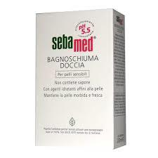 SEBAMED BAGNOSCHIUMA DOCCIA pH 5,5 - 400 ML