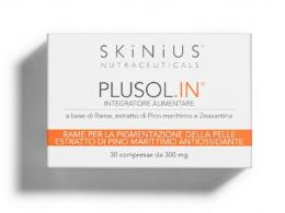 SKINIUS PLUSOL.IN 30 COMPRESSE