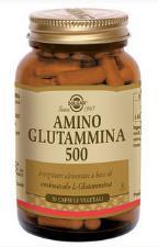 SOLGAR AMINO GLUTAMMINA 500 50 CAPSULE