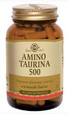 SOLGAR AMINO TAURINA 500 50 CAPSULE