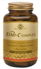 SOLGAR ESTER C COMPLEX 60 TAVOLETTE