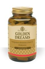 SOLGAR GOLDEN DREAMS MELATONINA 60 TAVOLETTE