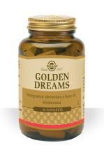 SOLGAR GOLDEN DREAMS MELATONINA 60 TAVOLETTE